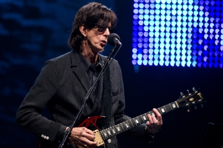 Ric Ocasek Was a Studio Wizard to the End