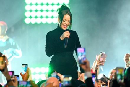 At Rihanna's Diamond Ball, Rap's Elite Unite for a Good Cause