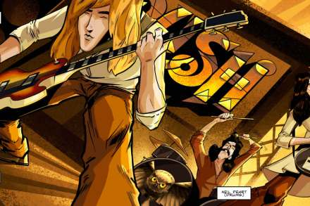 Rush's 'A Farewell to Kings' LP Chronicled in New Graphic Novel