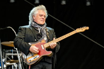 Hear Marty Stuart's Unreleased 'Been Lonely Too Long' Off Upcoming 'The Pilgrim' Reissue