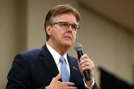 Texas Republican Lieutenant Governor Bucks NRA on Background Checks