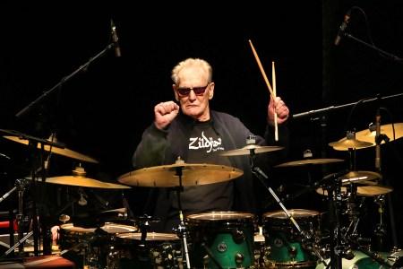 Cream Drummer Ginger Baker 'Holding His Own' in Hospital