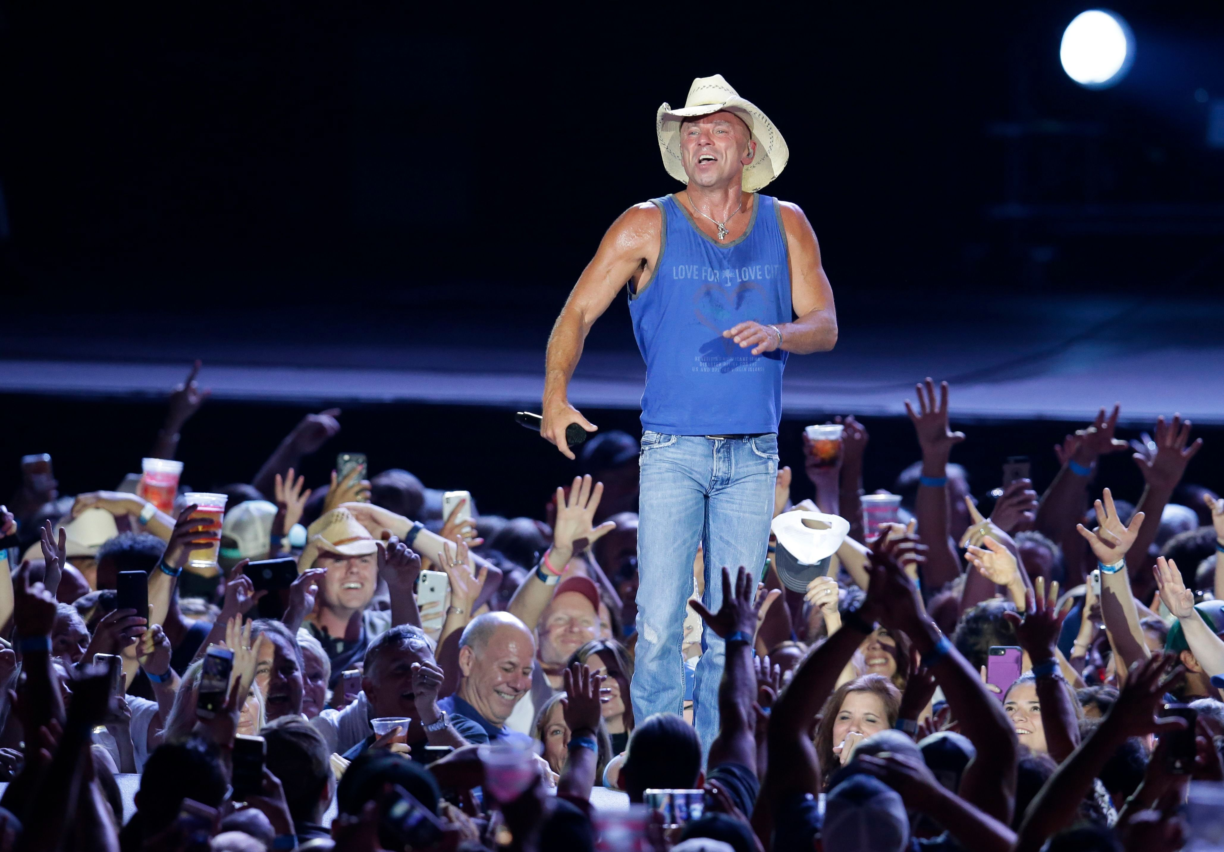 country concerts in florida 2020