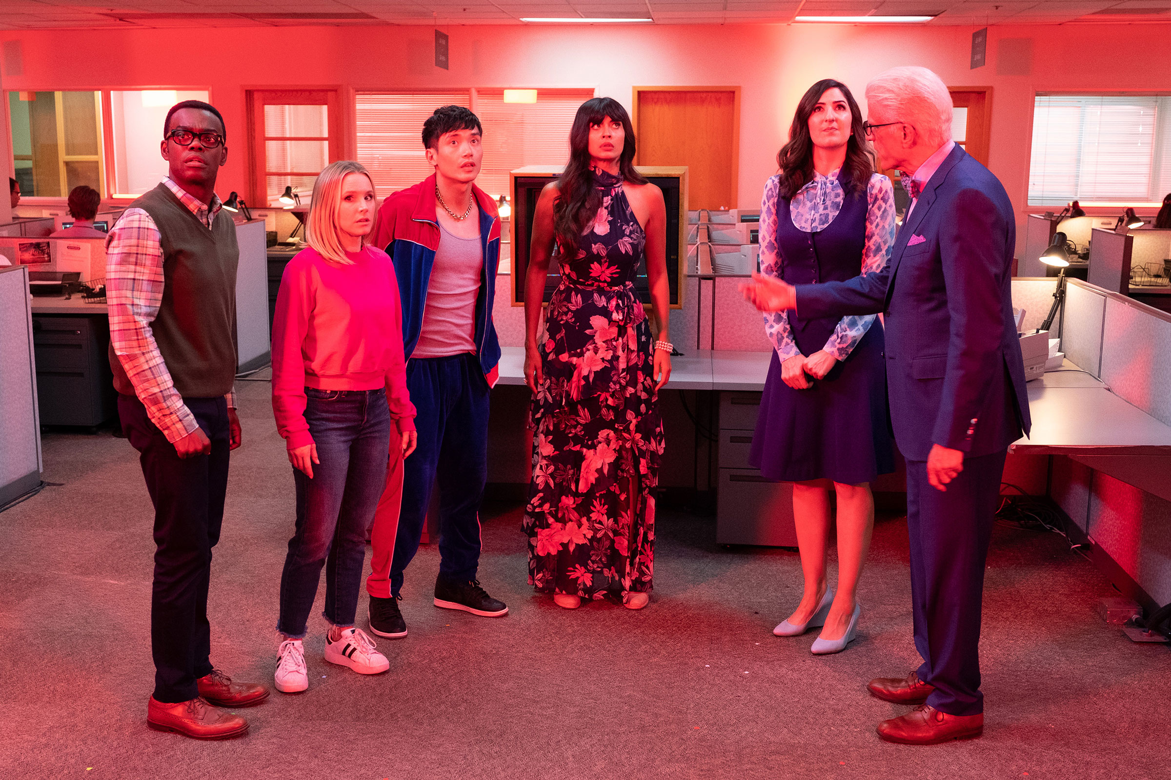 The 'Good Place' Cast Tells All