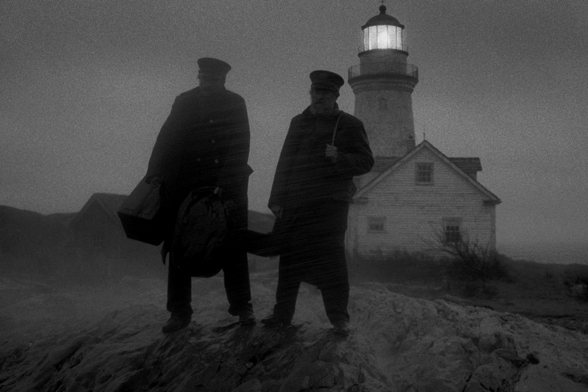 Drunken Sailors and Movie Stars: Robert Eggers on Making 'The Lighthouse'
