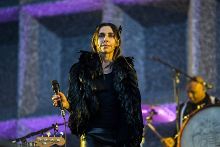 Hear PJ Harvey's Piano Demo of 'All About Eve' Song 'The Sandman'