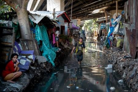 Global Warming Will Drown Bangkok, Shanghai, Mumbai