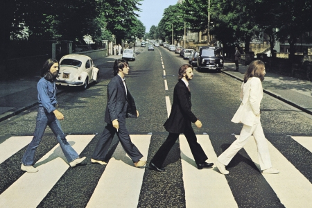 50 Years Later, 'Abbey Road' Is Number Three On The Rolling Stone 200 Chart