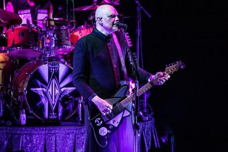 Billy Corgan Plots Fall Tour