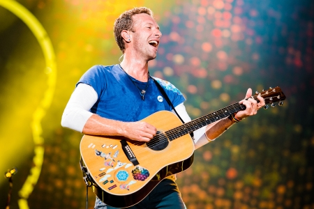 Coldplay Announce Double Album