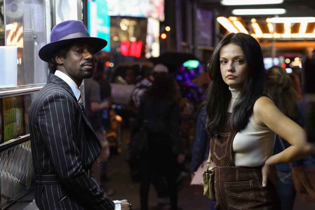 The Deuce season 3 2019 Cast: James Franco- Vincent Maggie Gyllenhaal- Candy Gary Carr- C.C. Margarita Leviea- Abby Lawrence Gilliard Jr- Chris Alton Dominique Fishback- Darlene Emily Meade- Lori Gbenga Akinnagbe- Larry Brown Chris Bauer- Bobby Dwyer Chris Coy- Paul Hendrickson Luke Kirby- Gene Goldman Daniel Sauli- Tommy Longo Jamie Newman- Ashley Dagmara Dominczyk- Genevieve Furie Don Harvey- Danny Flanagan Ralph Macchio- Haddix Michael Kostroff- Rizzi Aaron Dean Eisenberg- Tod Lang David Paterson- Randy the Bartender Gary Pastore- Matty the Horse