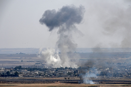 Tired of Winning: Trump Surrenders Northern Syria to Turkish Jihadists
