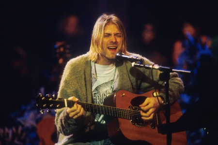 The Six-Decade Odyssey of Kurt Cobain's 'Unplugged' Cardigan