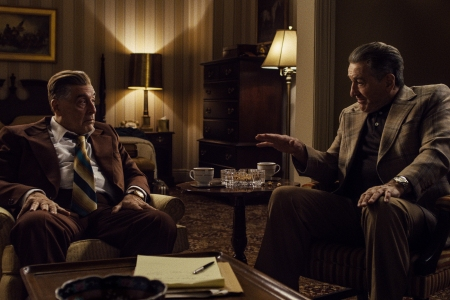 'The Irishman' Review: Scorsese's Goodbye to Goodfellas
