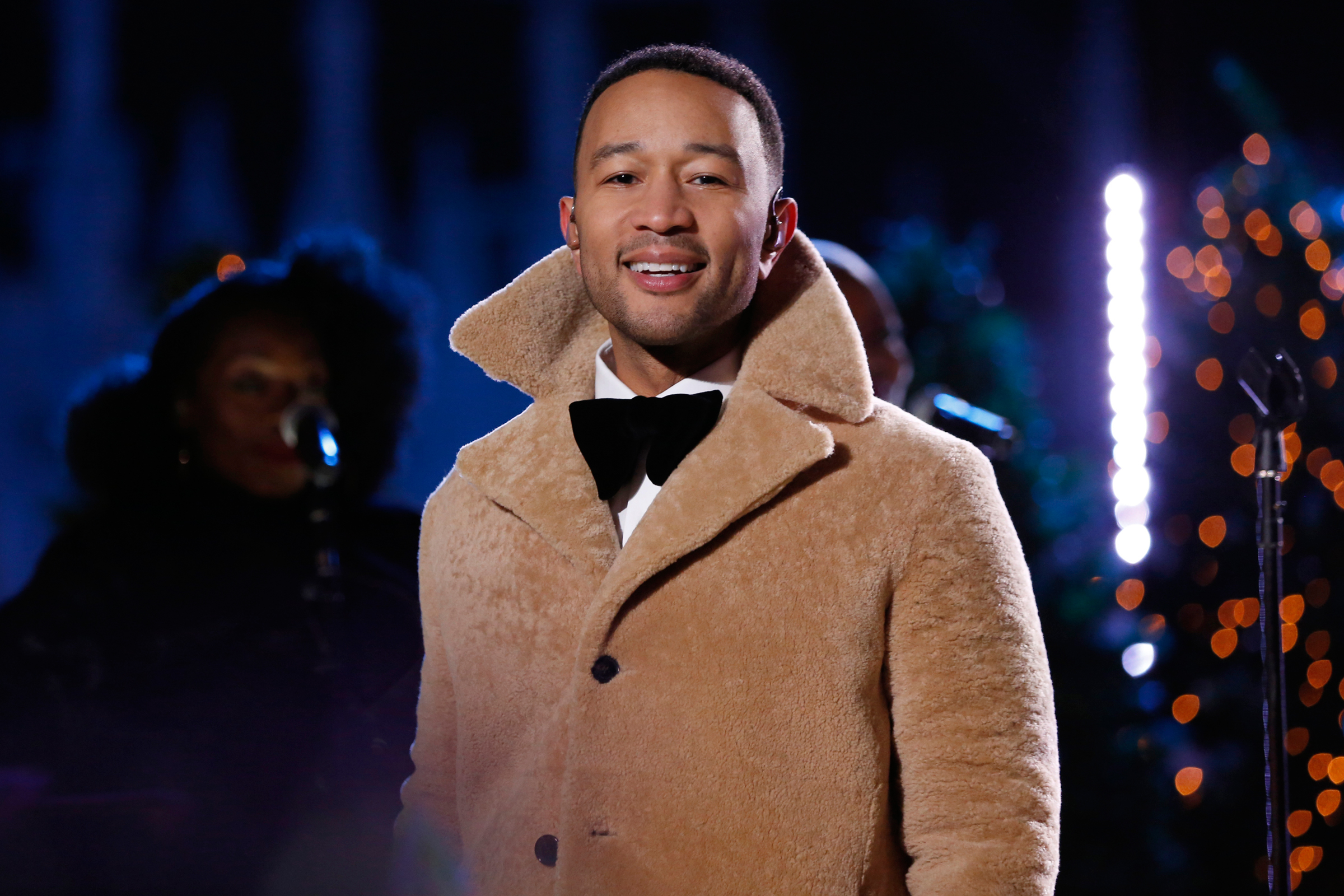 John Legend to Release Deluxe Version of 'A Legendary Christmas' Album - Rolling Stone