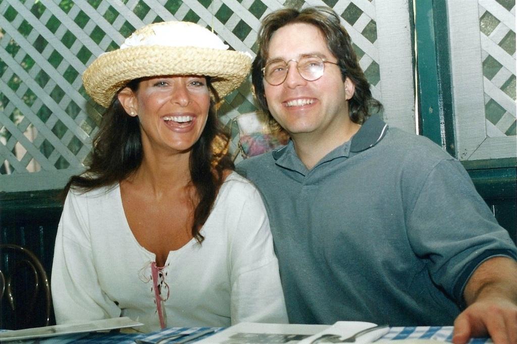 Toni Natalie and Keith Raniere.