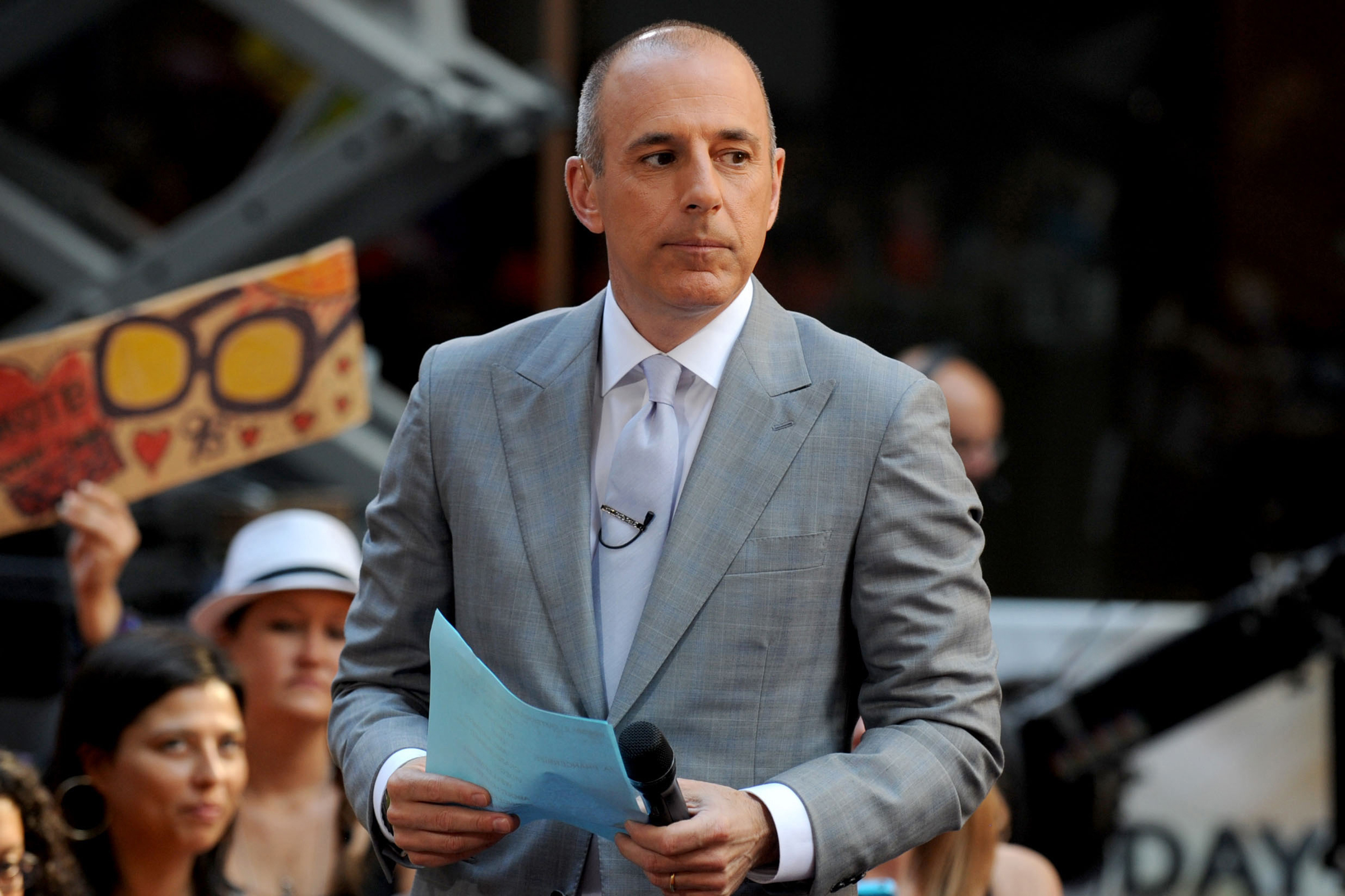 Anal Rapt matt lauer accused of anally raping nbc news employee