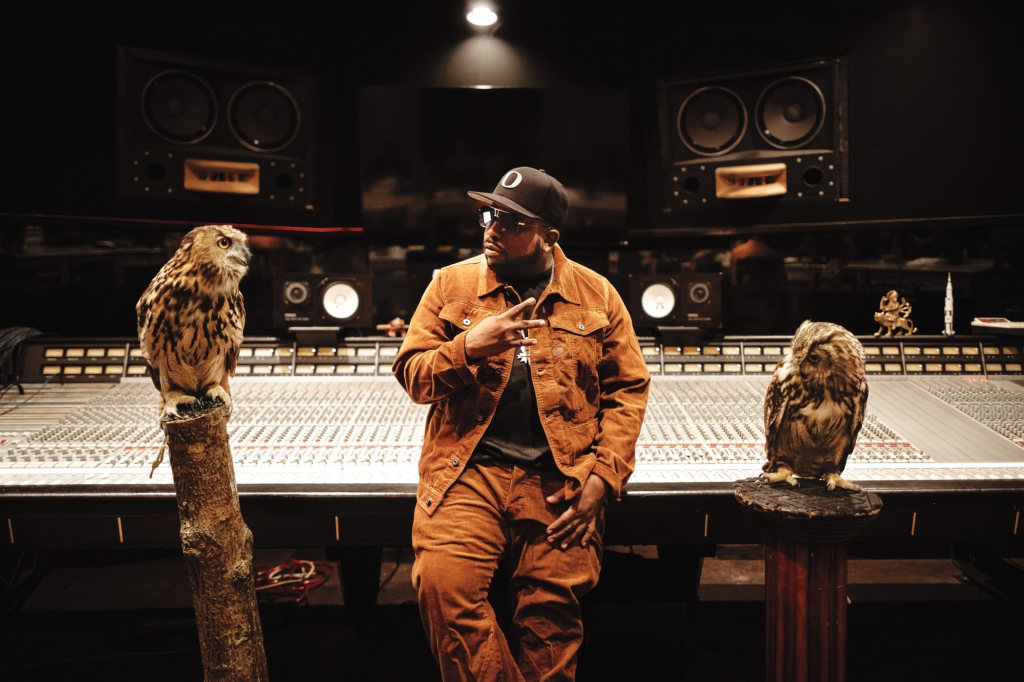 Big Boi Wants to Keep His Owls Forever-Ever