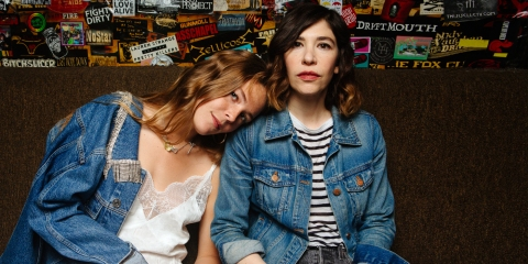 maggie rogers, carrie brownstein