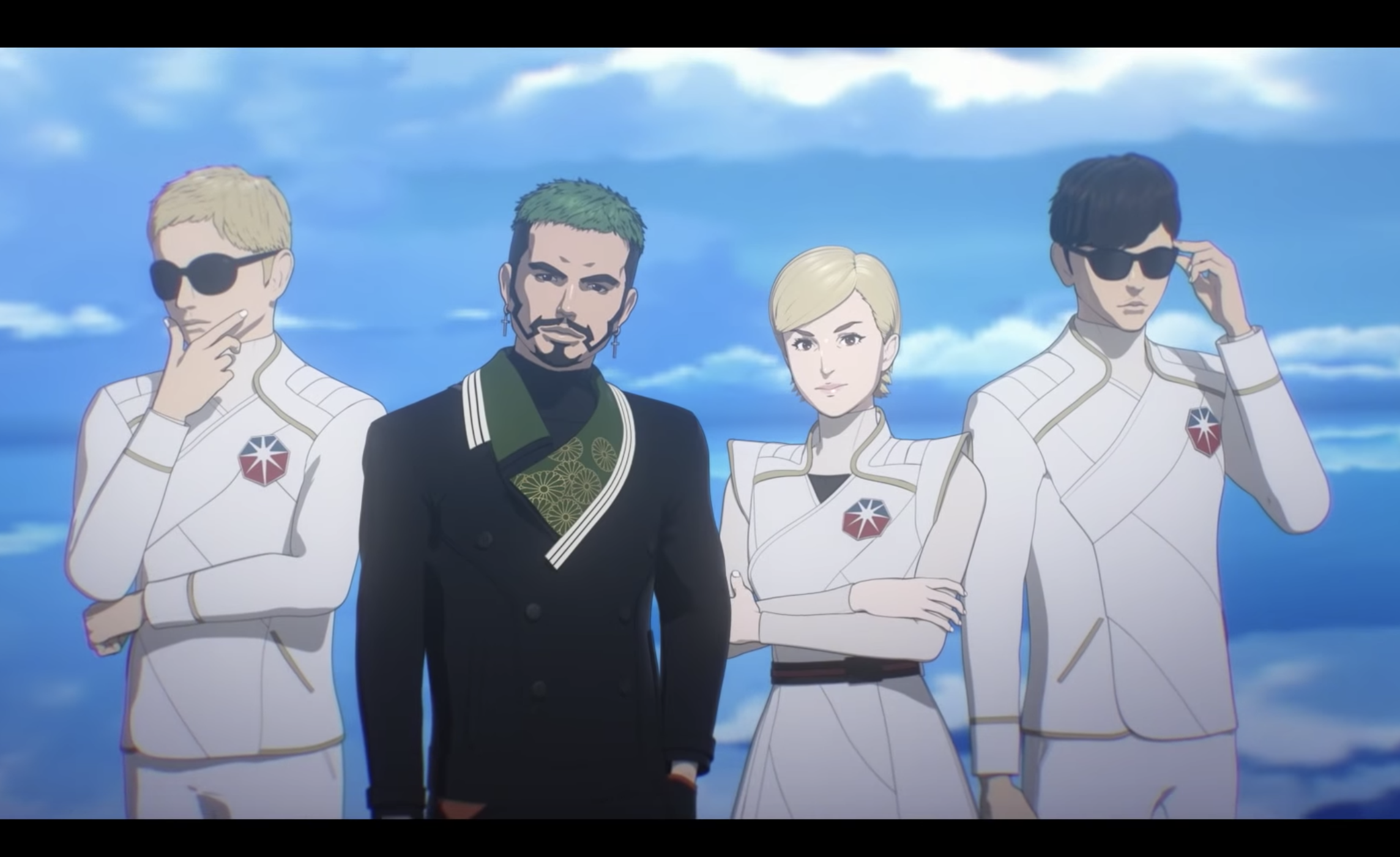 J Balvin Plays Anime Action Hero With M Flo In Human Lost Video Rolling Stone