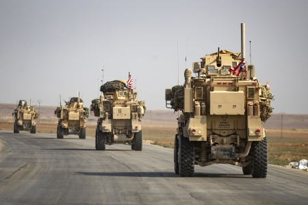 U.S. Troops Withdrawing From Syria Don't Have Permission to Stay in Iraq
