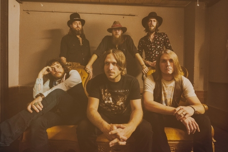How Whiskey Myers Won Over Mick Jagger and Made the Album of Their Career