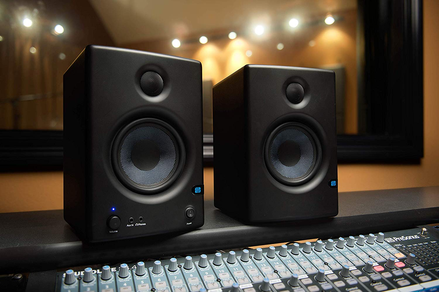 the best studio monitors 2019 what s the difference vs speakers rolling stone. Black Bedroom Furniture Sets. Home Design Ideas