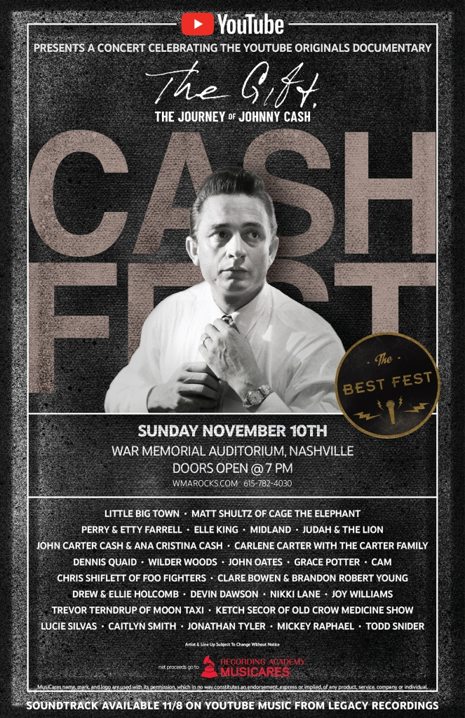 Cash Fest poster