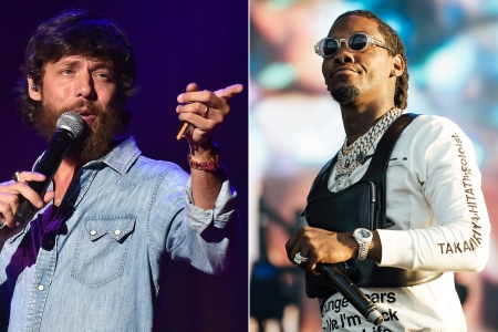 How Chris Janson Got Offset on His Song 'Say About Me'