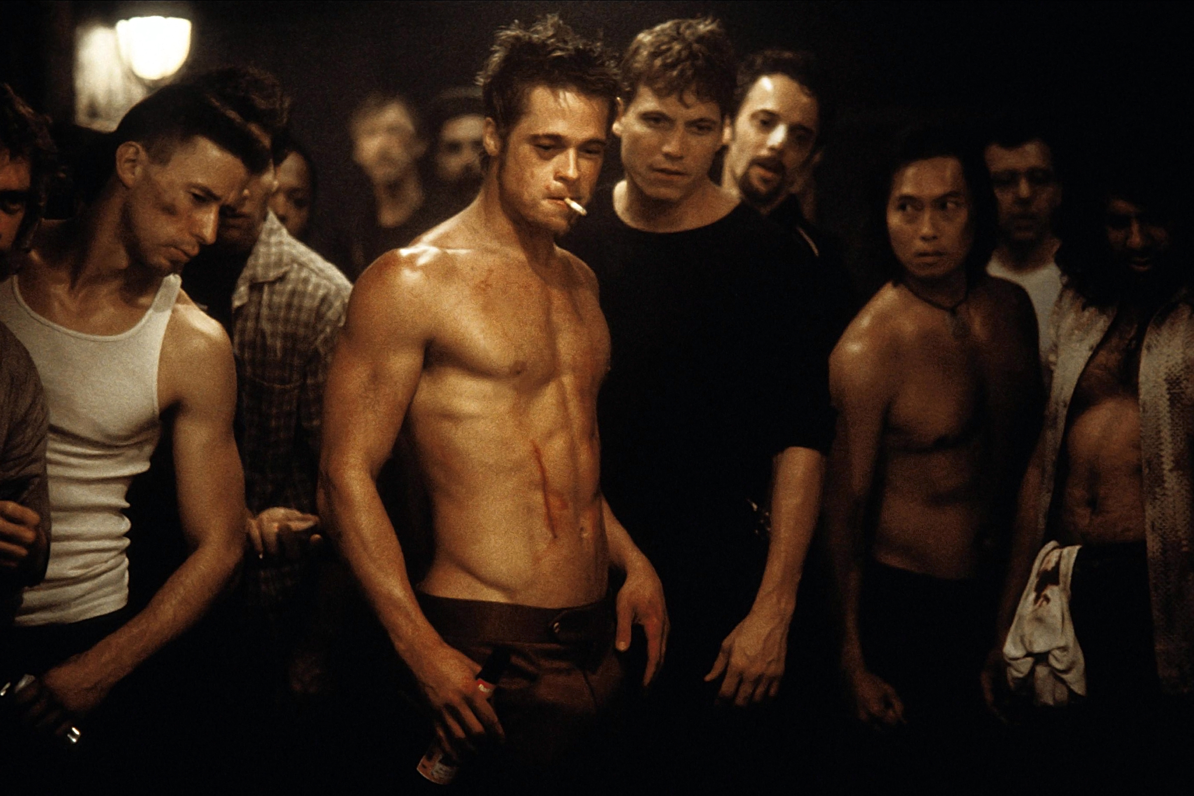 'Fight Club' at 20: The Twisted Joys of David Fincher's Toxic-Masculinity Sucker Punch