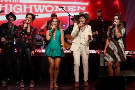 Watch the Highwomen Sing 'Redesigning Women' on 'Ellen'