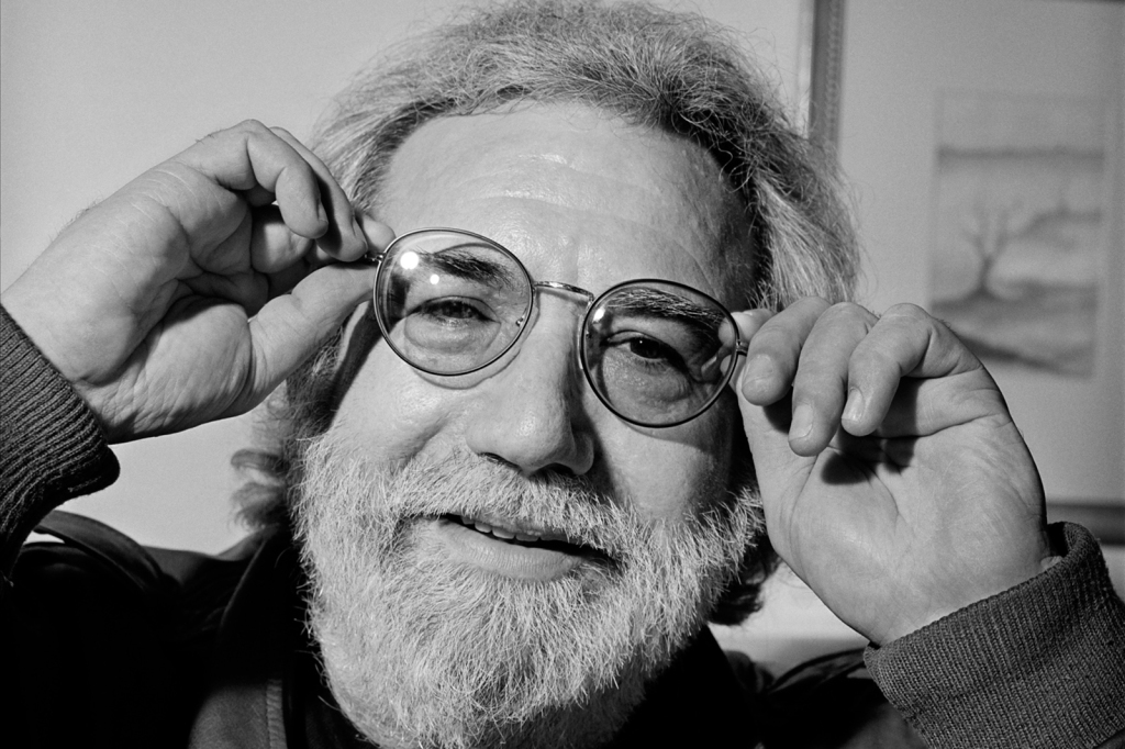 Behind the Scenes With Jerry Garcia and the Grateful Dead