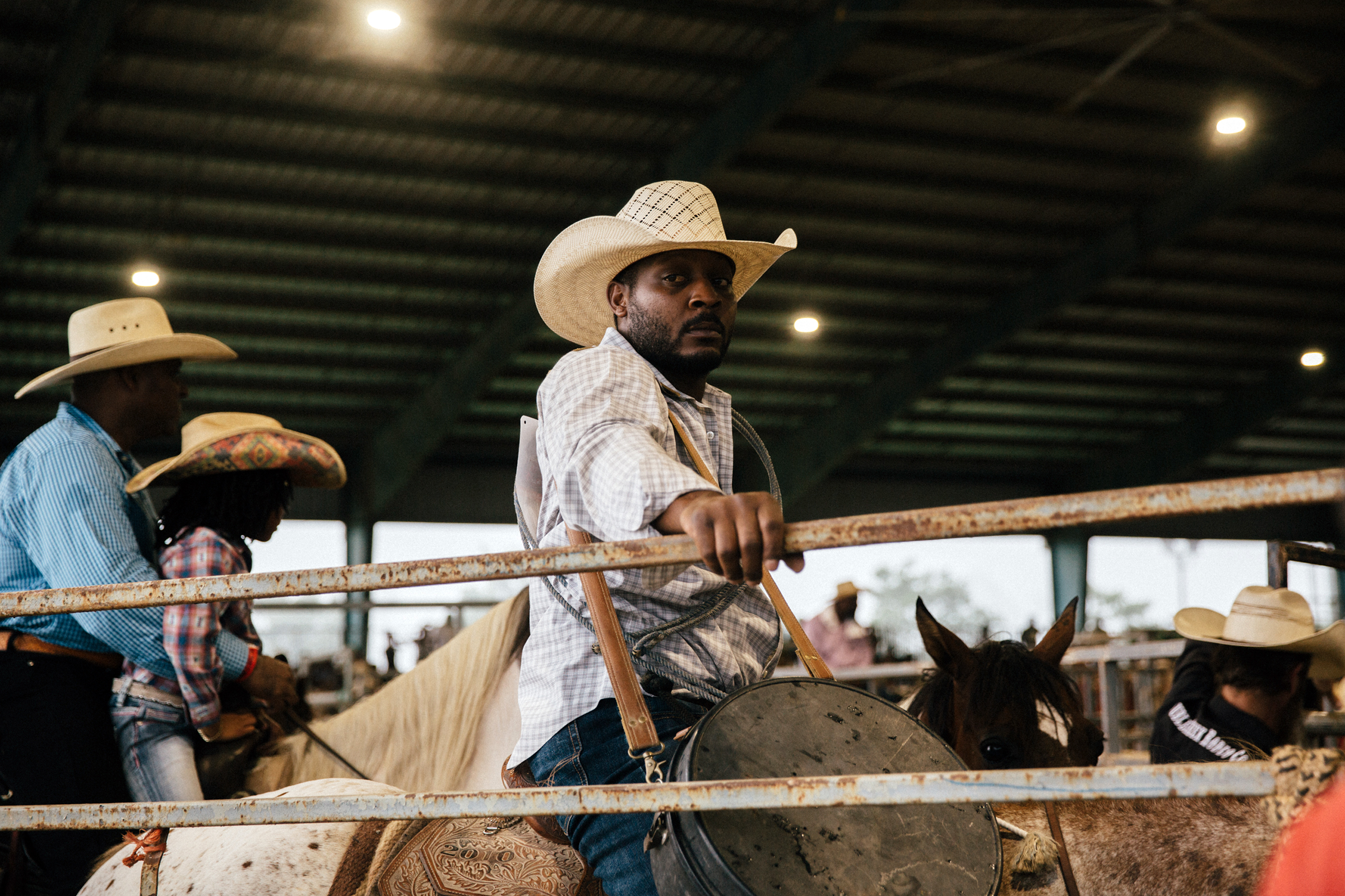 Everybody Wants A Piece Of Black Cowboy Culture Rolling