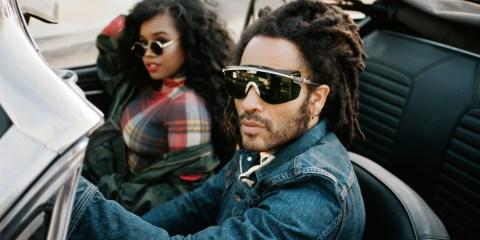 Musicians On Musicians Lenny Kravitz H E R Rolling Stone