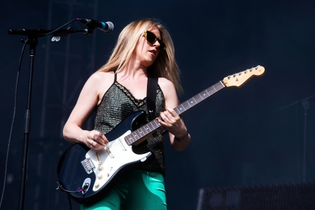 Liz Phair Releases Memoir With a New Song, 'Good Side'
