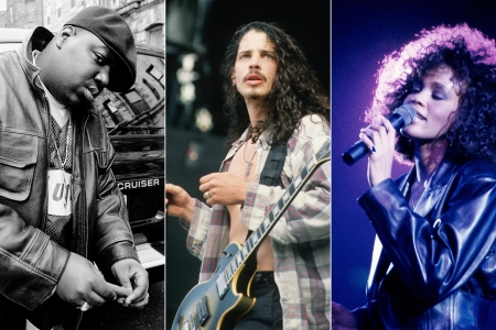 Rock Hall of Fame: Notorious B.I.G., Whitney Houston, Soundgarden Lead Nominees