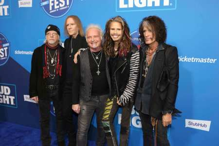 Aerosmith Named MusiCares 2020 Person of the Year