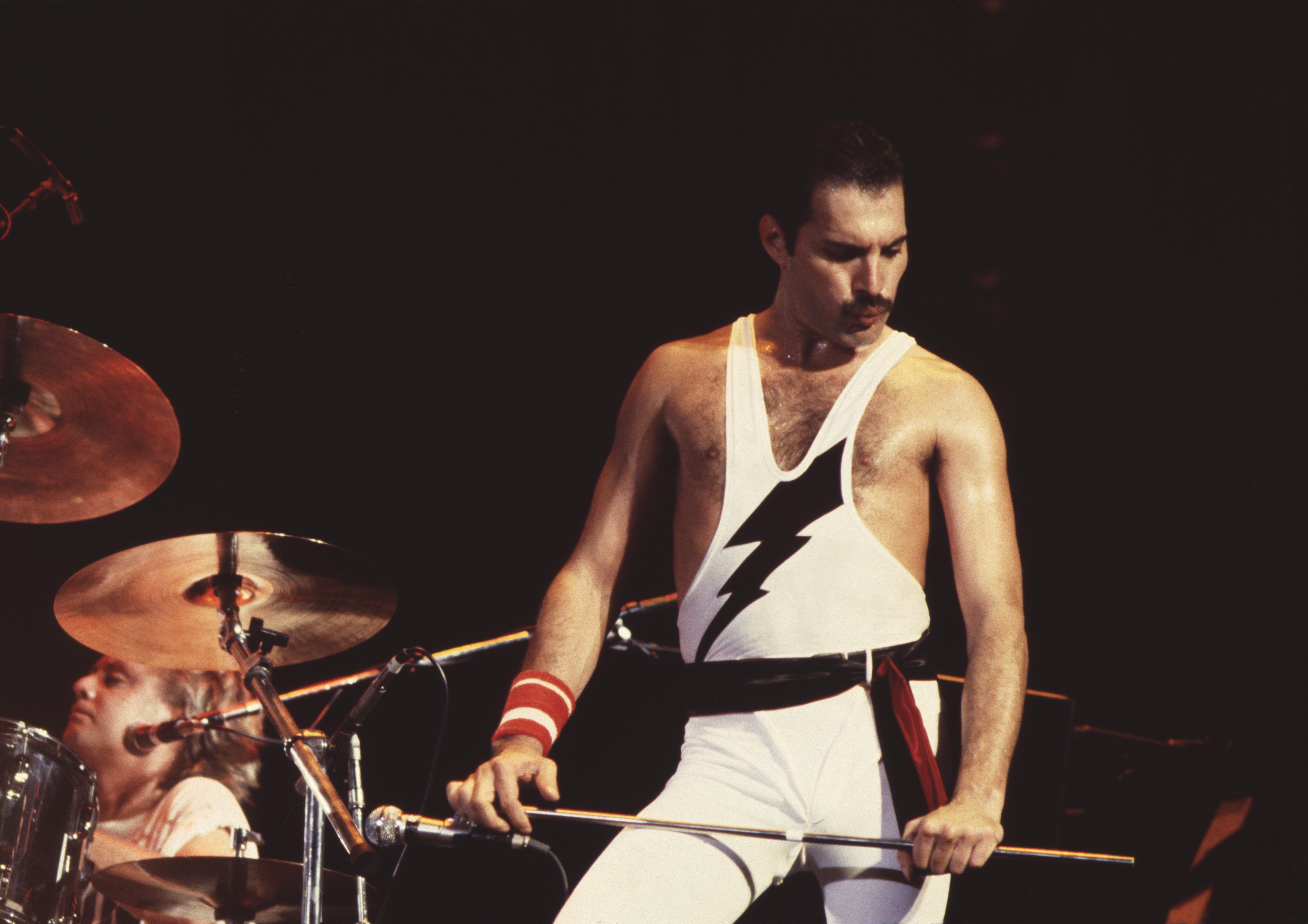Watch New Lyric Video for Freddie Mercury's Debut Solo Single 'Love Kills'