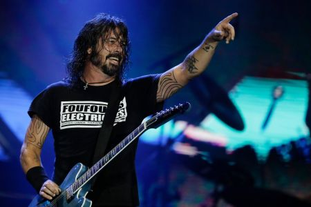 Foo Fighters Covered the Psychedelic Furs, B-52s on Surprise EP