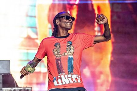 Snoop Dogg Maps 2020 Tour