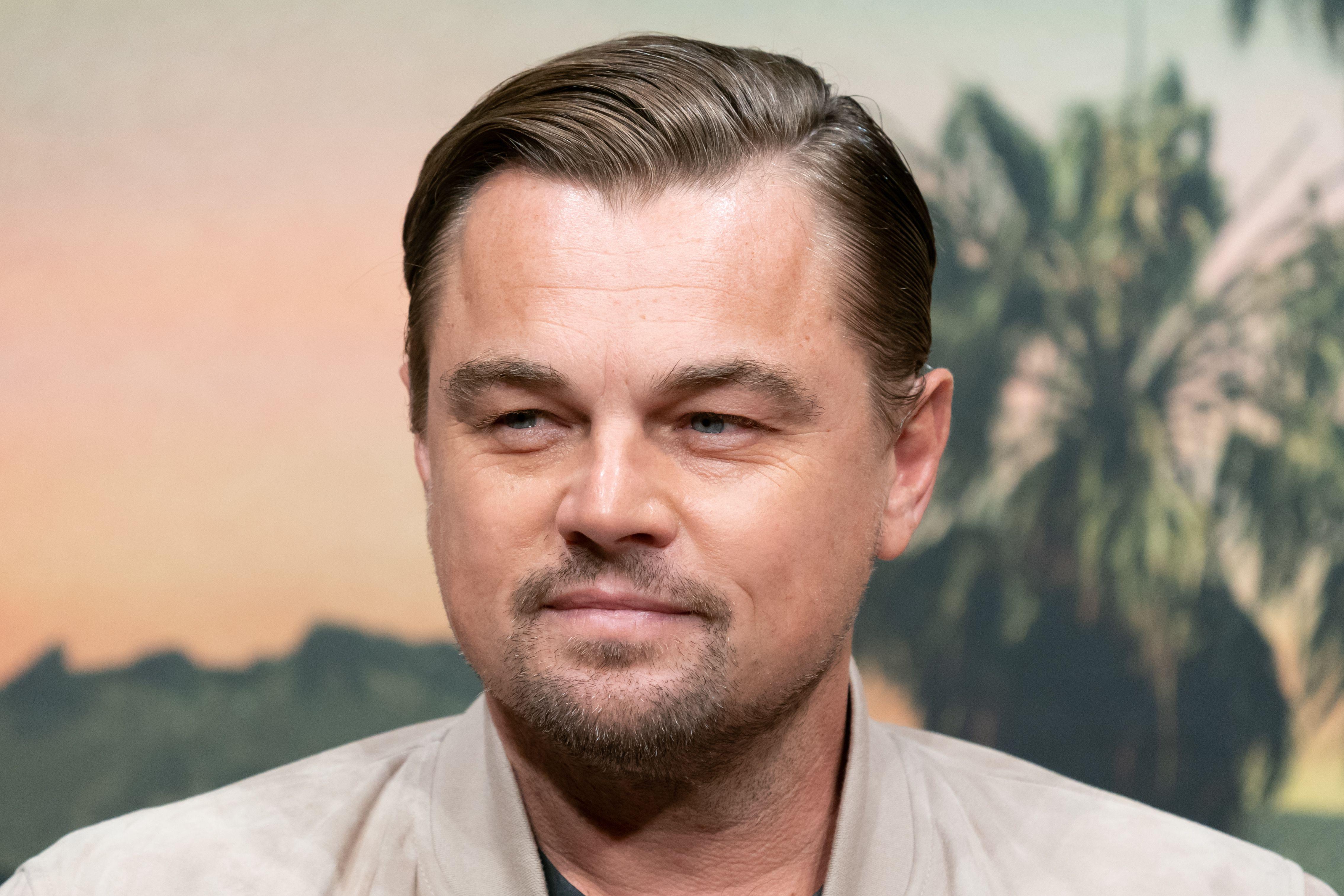 Brazil President Blames Leonardo DiCaprio for Funding Amazon Wildfires