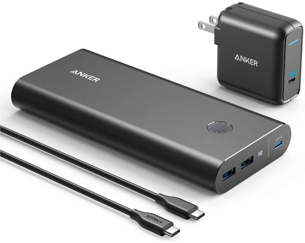 anker powercore+ review