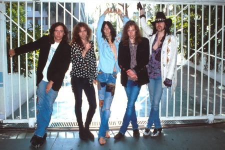 The Black Crowes in the '90s