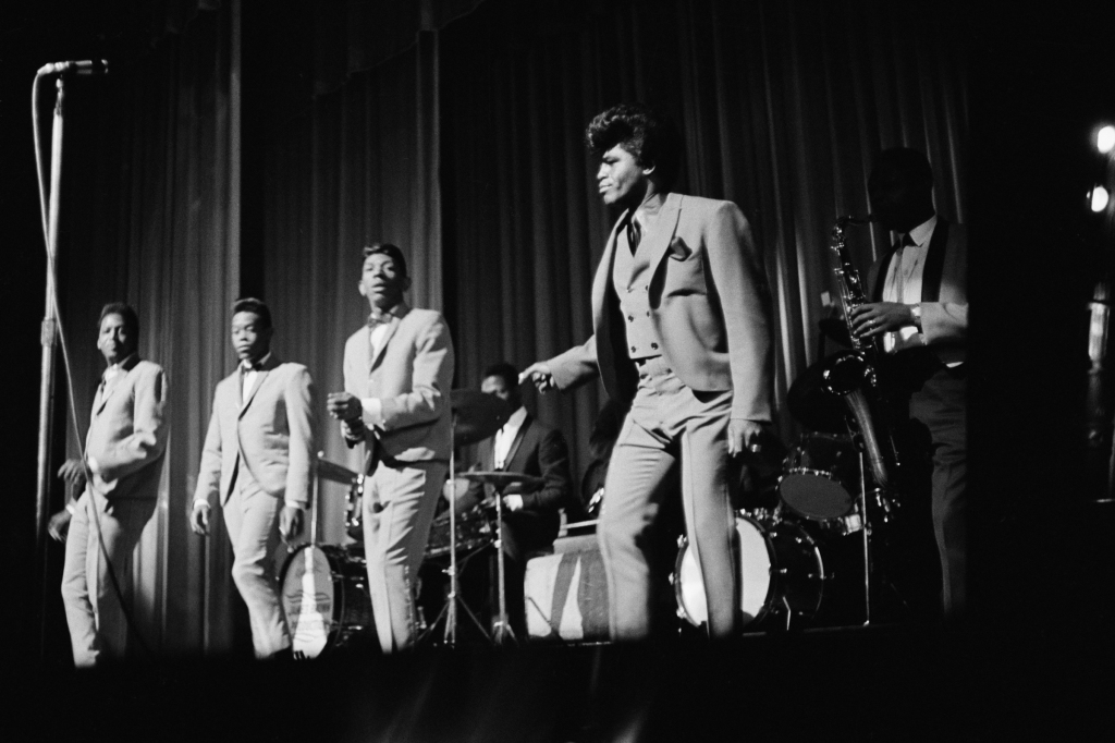 James Brown's Legacy Shines in New Clip From HBO Doc 'The Apollo'