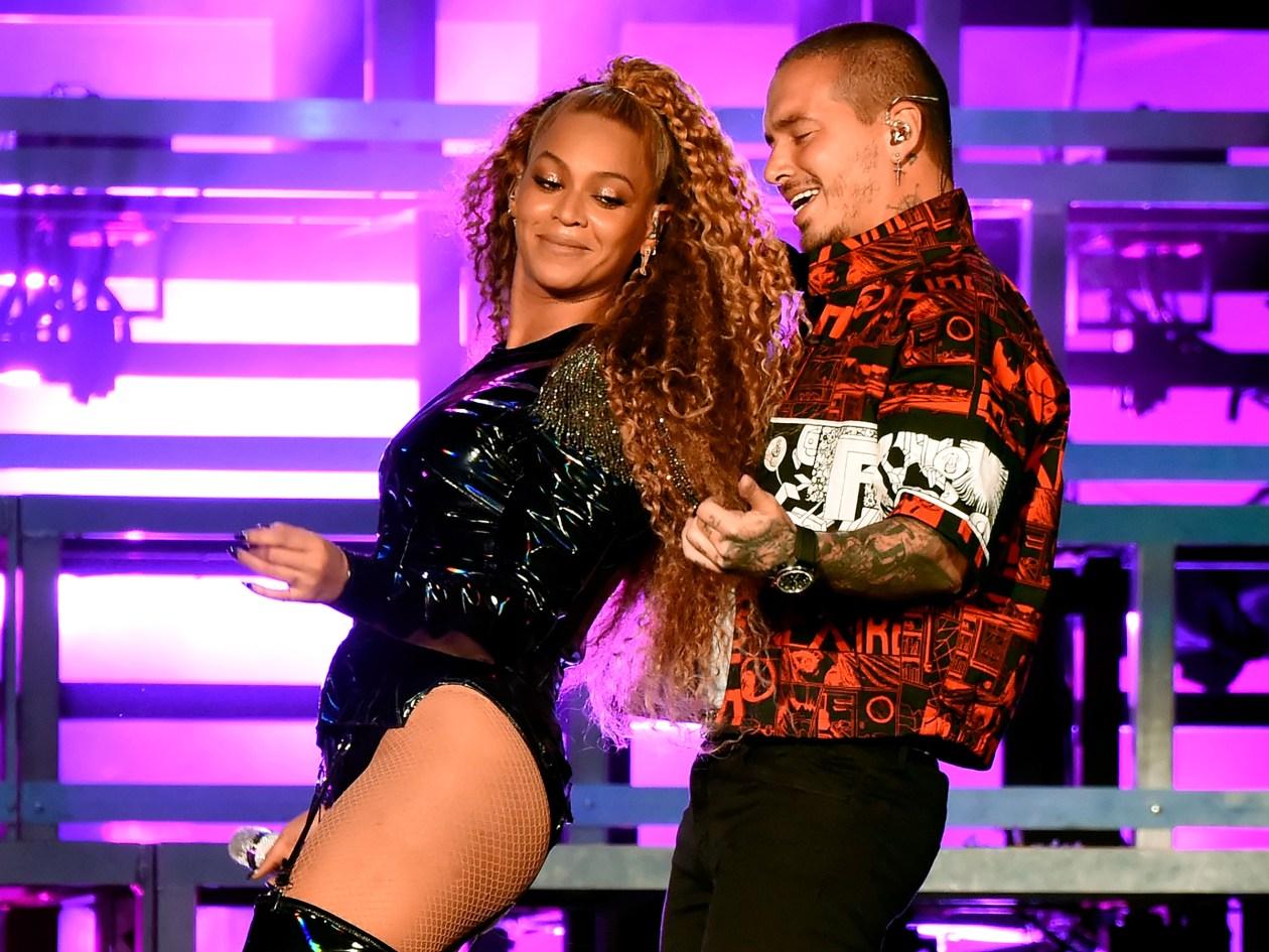 Beyonce & J Balvin Coachella