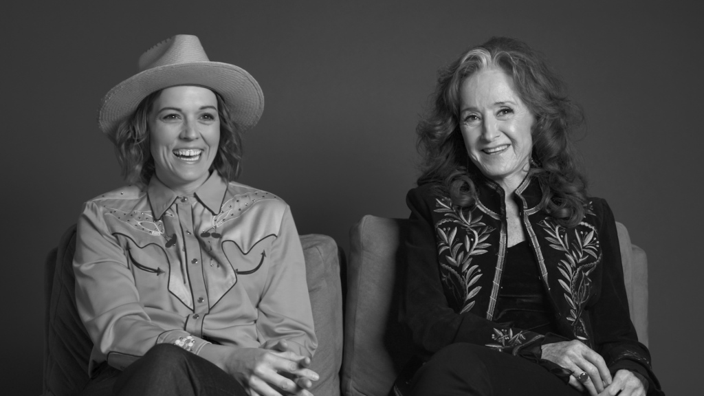 The First Time: Bonnie Raitt and Brandi Carlile