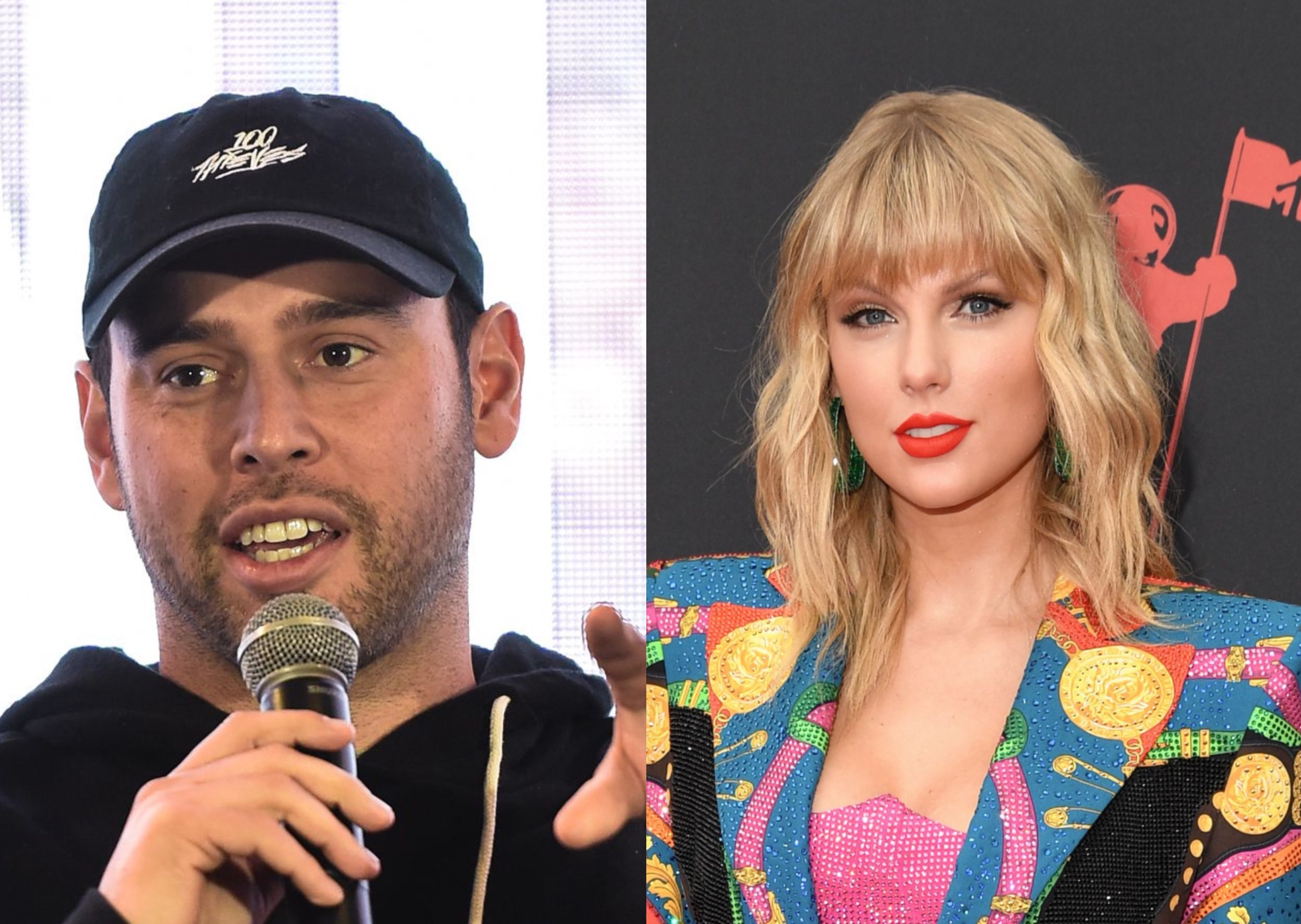 Scooter Braun Addresses Taylor Swift Dispute For For First Time Rolling Stone