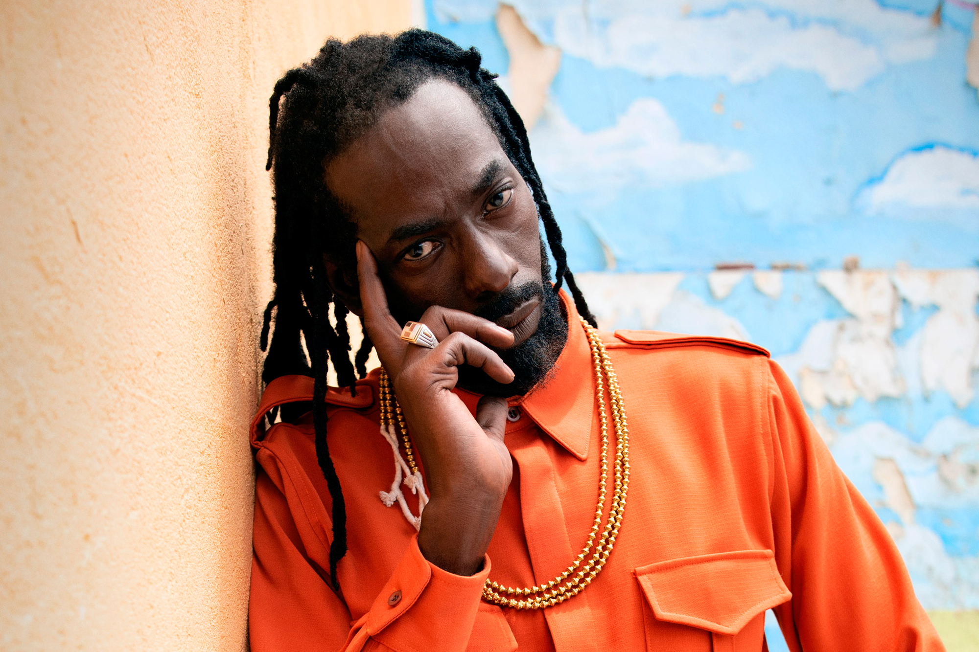 The 47-year old son of father (?) and mother(?) Buju Banton in 2021 photo. Buju Banton earned a  million dollar salary - leaving the net worth at  million in 2021