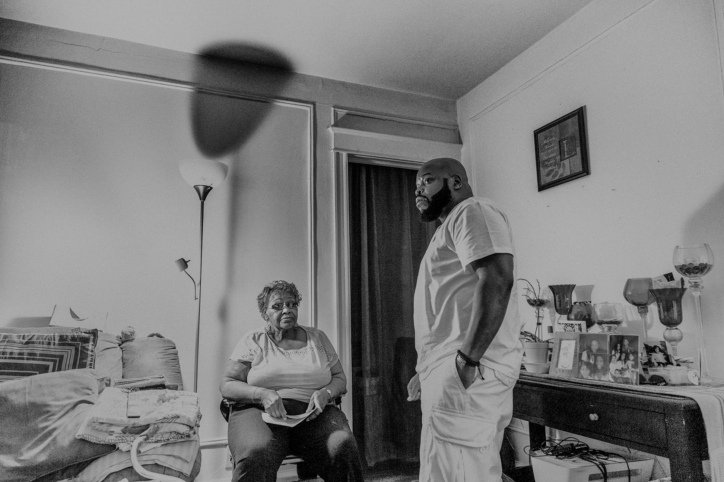 5/4/2018Jimmy Dennis at his mothers home.