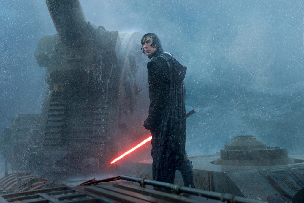 Image result for star wars the rise of skywalker adam driver